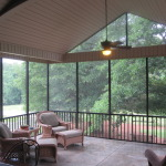 Custom Screen Porch Greenville SC Nexgen Contractors