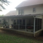 Screen Porch Greenville SC Nexgen Contractors