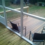 Custom Deck and Screen Porch Greenville SC Nexgen Contractors
