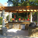 Outdoor Kitchen Greenville SC Nexgen Contractors