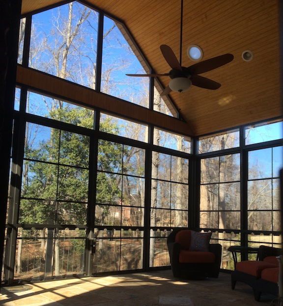 Sunroom Greenville SC Nexgen Contractors