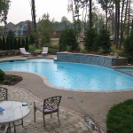 Inground Pool Greenville SC