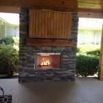 Nexgen Contractors Outdoor Fireplace Greenville SC