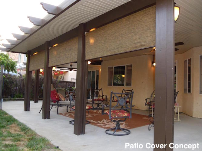 Nexgen Contractors LLC – Pergolas & Covered Patios – Greenville SC