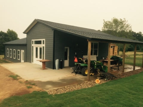 Nexgen Contractors Barn Renovation Project