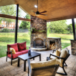 Stone Patio - Easley SC